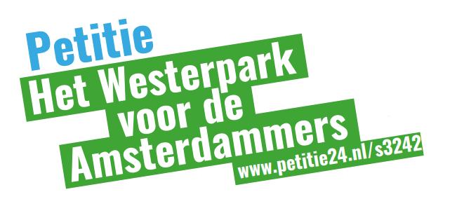 Petitie Westerpark
